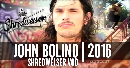 John Bolino: Shredweiser VOD
