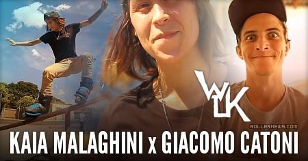 Kaia Malaghini x Giacomo Catoni (Brazil, 2016)