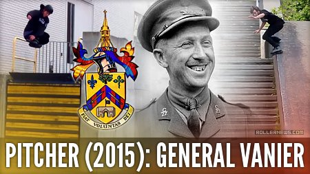 Pitcher (2015): General Vanier Montage