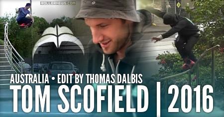 Tom Scofield (Razors Australia): 2016 Edit