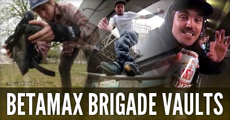 Betamax Brigade Vaults (2016): Edit