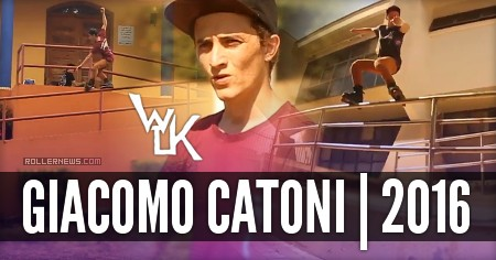 Giacomo Catoni (Brazil, 2016): Edit by Felipe Zambardino