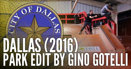 Dallas Park Edit (2016) by Gino Gotelli