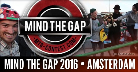 Mind the Gap 2016 | Urban Sports Week Amsterdam
