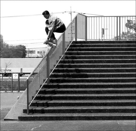 Photo of the day: Soichiro Kanashima