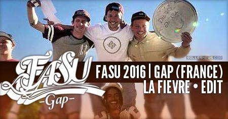 FASU 2016 (Gap, France): La Fievre, Edit
