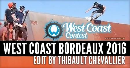 West Coast Contest 2016 (Bordeaux, FR): Official Edit