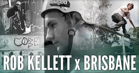 Rob Kellett x Brisbane (Australia, 2016)