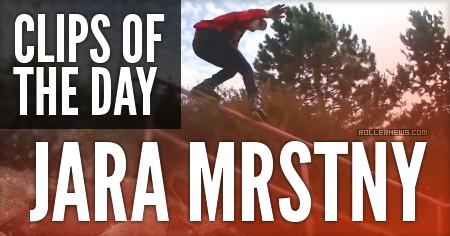 Clips of the day: Jara Mrstny (2016)
