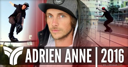 Adrien Anne (France): Trigger Edit (2016)