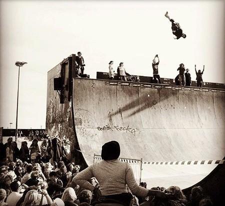 Photo of the day: Eito Yasutoko (Roskilde Festival)