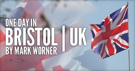 One day in Bristol (UK) by Mark Worner (2016)