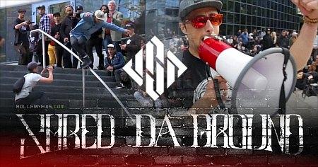 Shred Da Ground - Paris 2017 - Promo Edit by Loick Even