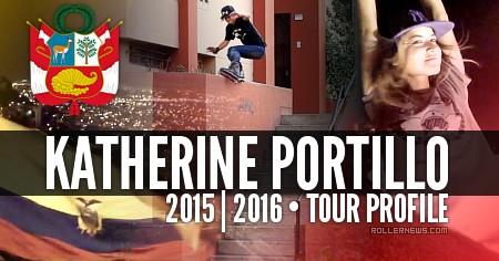 Katherine Portillo (Peru): Tour Profile (2015-2016)