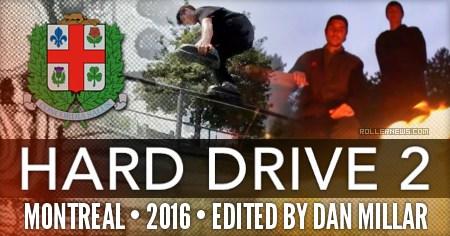 Hard Drive 2 (Montreal, 2016) by Dan Millar