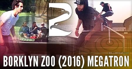Borklyn Zoo (Germany, 2016): Megatron