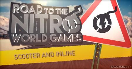 Nitro Circus: Nitro World Games, Scooter & Inline