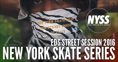New York Skate Series: EDS Street Session (2016)