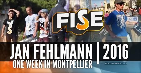 Jan Fehlmann: One week in Montpellier (France)