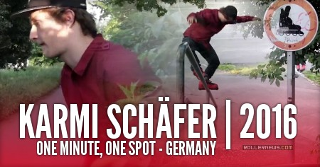 One Minute, One Spot with Karmi Schafer (2016)