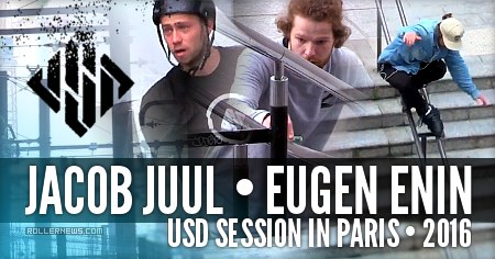 Eugen Enin & Jacob Juul: USD Paris Sessions (May 2016)