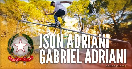 Json Adriani & Gabriel Adriani (Italy): Lost Park Clips
