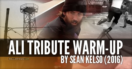Ali Tribute Warm-Up (2016) by Sean Kelso
