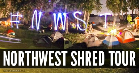 Northwest Shred Tour Montana