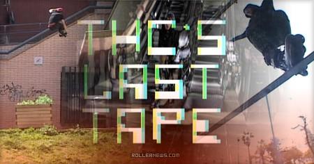 Dustin Werbeski: THC's Last Tape (Barcelona, 2016)