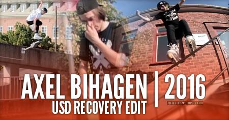 Axel Bihagen (Sweden, 16): USD Recovery edit (2016)