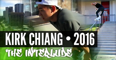 Kirk Chiang: The Interlude (2016) Teaser