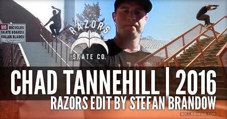 Chad Tannehill: Razors Edit by Stefan Brandow (2016)