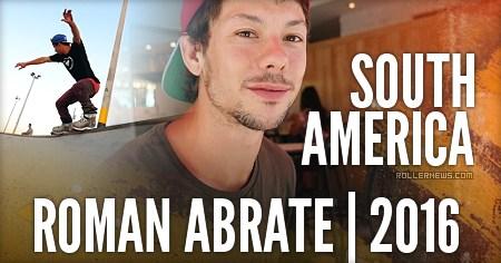 Roman Abrate (France): South America (2016) Edit