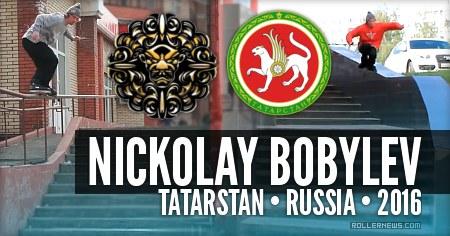 Nickolay Bobylev (Tatarstan, Russia): 2016 Edit