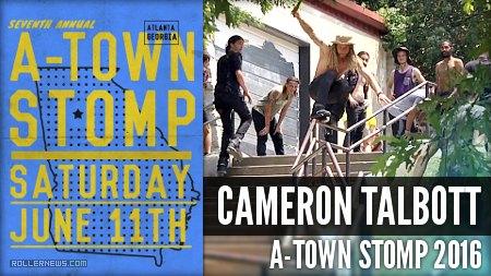Cameron Talbott @ A-Town Stomp 2016: Kink Clip