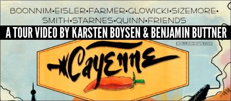 Cayenne (2016) - Copenhagen Section