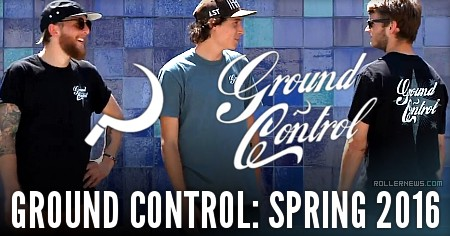 Ground Control: Spring 2016 by Anthony Medina