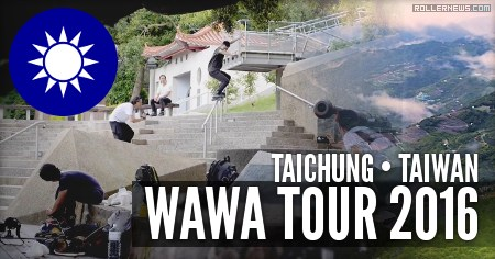 Wawa Tour 2016 (Taichung, Taiwan): Duck Edit