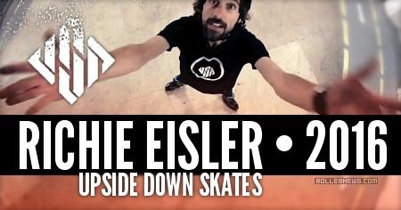 Richie Eisler: Upside Down Skates (2016)