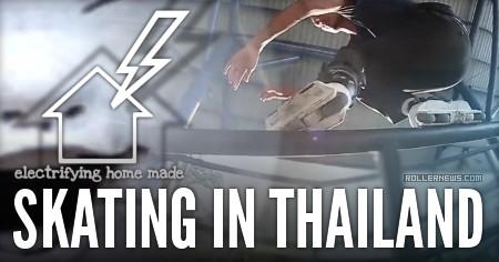 Skating in Thailand (2016): EHM Edit