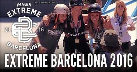 Extreme Barcelona 2016: Girls Unlabelled Edit