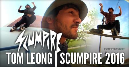Tom Leong: Scumpire Edit (2016) by Ian Walker