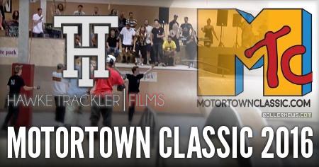 Motortown Classic 2016: Edit by Hawke Trackler