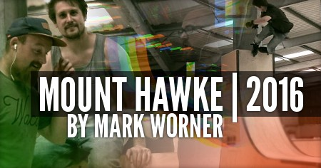 Mount Hawke (2016) by Mark Worner