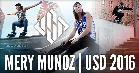 Mery Munoz (Spain): USD Promo (2016)