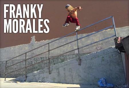 Picture of the day: Franky Morales