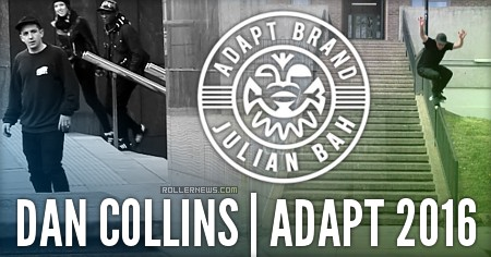 Dan Collins: Adapt Promo Edit (2016)