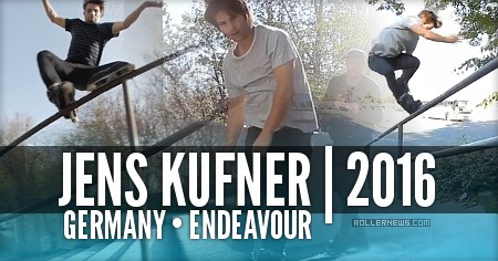 Jens Kufner (Germany): ENDEAVOUR (2016)