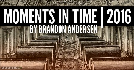 Moments in Time (2016) by Brandon Andersen
