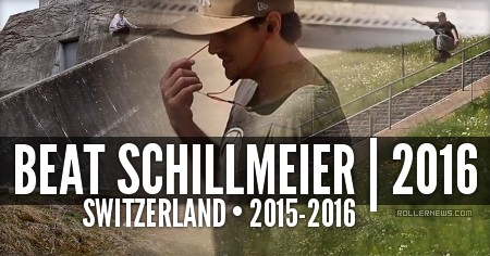 Beat Schillmeier (CH, 2015-16) by Claudio Bohli